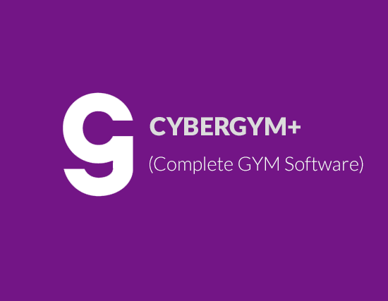 CyberGYM Management Software